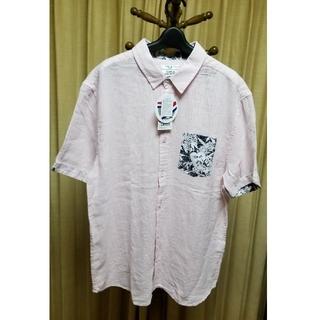 シマムラ(しまむら)の新品タグ付きメンズシャツ大きいサイズ4L(シャツ)