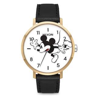 ニクソン(NIXON)のミッキーマウス 90周年 Nixon watch(腕時計(アナログ))