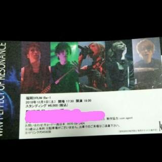 Angelo チケット 26日まで モグ様専用(V-ROCK/ヴィジュアル系)