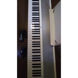 コルグ(KORG)の電子ピアノ88鍵KORG B1WH【スタンド•イス•キーボードケース】(電子ピアノ)