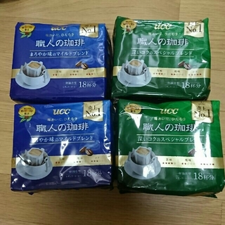 UCC ドリップコーヒー 72杯分+2杯分(コーヒー)