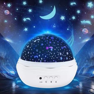 スタープロジェクター ライト 星空ライト 家庭用 プラネタリウム(天井照明)