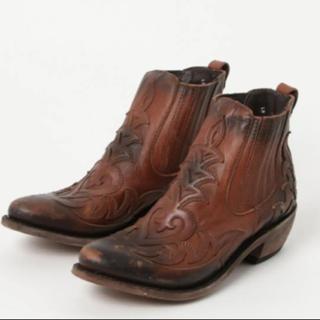 ゴア(goa)の新品タグ付 goa LIBERTY BLACK Western SideGore(ブーツ)