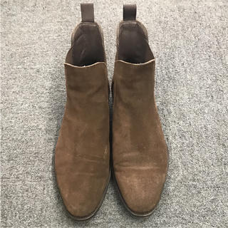 ユナイテッドアローズ(UNITED ARROWS)のユナイテッドアローズ スウェードサイドゴアブーツ(ブーツ)