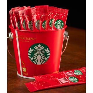スターバックスコーヒー(Starbucks Coffee)のスタバ VIA20本とドリンク無料チケット1枚(コーヒー)