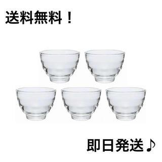 売れてます☆ HARIO (ハリオ) 耐熱 湯呑み 5客セット 170ml (容器)