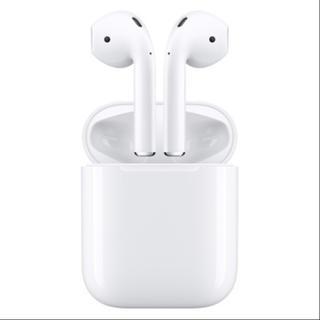 アップル(Apple)のApple  AirPods 新品未使用未開封(ヘッドフォン/イヤフォン)