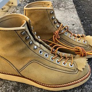 トウヨウエンタープライズ(東洋エンタープライズ)のLone Wolf Boots Hunter  F01616  8 inch(ブーツ)