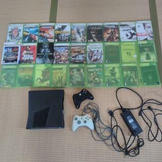 エックスボックス360(Xbox360)のXbox360本体+ソフト(家庭用ゲーム本体)