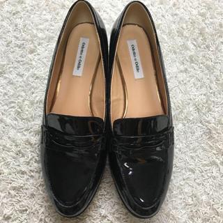 オデットエオディール(Odette e Odile)のOdette e Odile♡23㎝(ローファー/革靴)