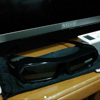 ソニー(SONY)のSONY BRAVIA TDG-BR250 3D Glasses 2個セット(その他)