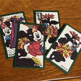 ディズニー(Disney)のディズニー 花札 9月ミッキー&フレンズ(カルタ/百人一首)