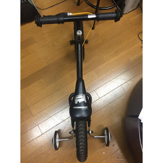 ハマー(HUMMER)の子供自転車(HUMMER)(自転車)