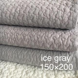 クラウド  イブル  アイスグレー 150×200(布団)