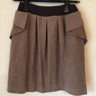 スコットクラブ(SCOT CLUB)のfavori♡ファボリ♡オシャレな形のスカート♡(ミニスカート)