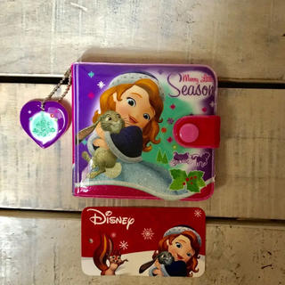 Disney - 新品未使用 ソフィア 財布 ディズニー プリンセス
