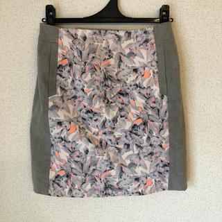 スコットクラブ(SCOT CLUB)の美品♡favori♡タイトスカート♡サイズ1♡オシャレ(ミニスカート)