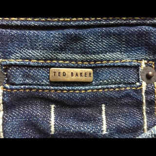 テッドベイカー(TED BAKER)のTED BAKER メンズ ジーンズ 新品未使用 (デニム/ジーンズ)