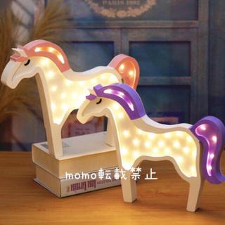ペガサス♡壁掛けok♡照明♡LEDライト♡ランプ♡置き型♡子供部屋に♡インテリア(その他)