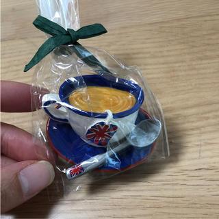 マグネット  ティーカップ cafe(収納/キッチン雑貨)