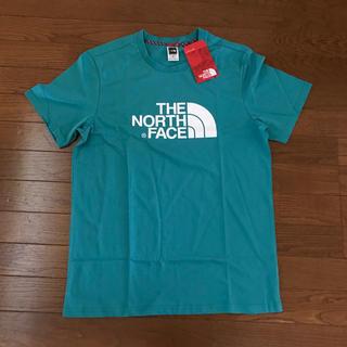 ザノースフェイス(THE NORTH FACE)の【レアカラー】海外限定モデル  ノースフェイス ロゴ Tee 海外規格Mサイズ(Tシャツ/カットソー(半袖/袖なし))