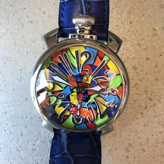 ガガミラノ(GaGa MILANO)のガガミラノ  マヌアーレ 48ミリ  (腕時計(アナログ))