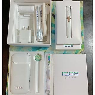 アイコス(IQOS)のiQOS/iqos  2.4plus  美品、新品ホルダー(タバコグッズ)