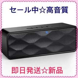 【今だけ価格☆新品】ブルートゥース4.2 スピーカー(スピーカー)