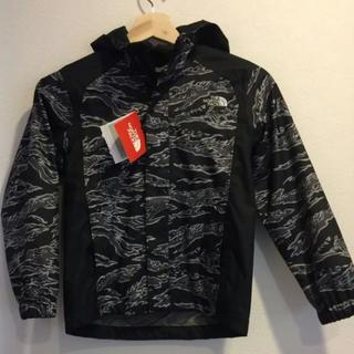 ザノースフェイス(THE NORTH FACE)の新品 ノースフェイスキッズ resolve reflective jacket (ジャケット/上着)