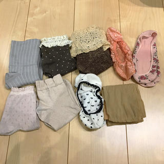 クツシタヤ(靴下屋)の靴下屋♡チュチュアンナ(ソックス)