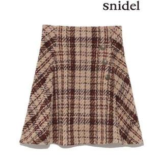 スナイデル(snidel)のsnidel スカート (ミニスカート)