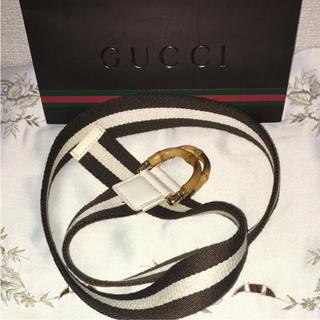 グッチ(Gucci)のGUCCI  バンブー ベルト(ベルト)