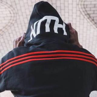 シュプリーム(Supreme)のkith adidas hoodie(パーカー)