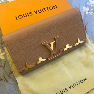 ルイヴィトン(LOUIS VUITTON)のルイヴィトン  LOUIS VUITTON 長財布(財布)