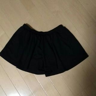 ジーユー(GU)のgu sports ショートパンツ ブラック M(トレーニング用品)