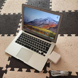 マック(Mac (Apple))の【訳あり】MacBook Air(ノートPC)