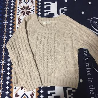 ナチュラルクチュール(natural couture)のnatural couture ニット(ニット/セーター)