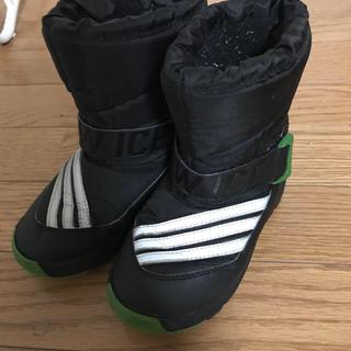 アディダス(adidas)のアディダス★スノーブーツ17センチ(ブーツ)