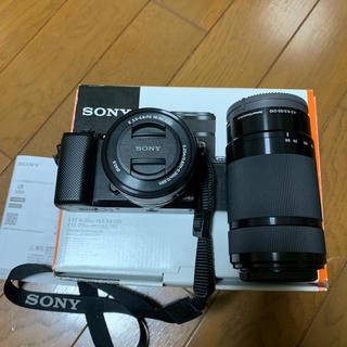 ソニー(SONY)のSONY α5000 Wレンズセット(ミラーレス一眼)