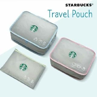 Starbucks Coffee - トラベルポーチ3種類セット