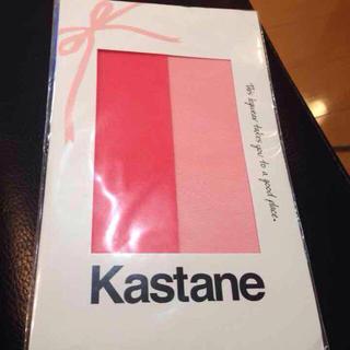 カスタネ(Kastane)の新品♡kastaneカラータイツ(タイツ/ストッキング)