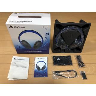 ソニー(SONY)のワイヤレスサラウンドヘッドセット PlayStation CUHJ-15001 (ヘッドフォン/イヤフォン)