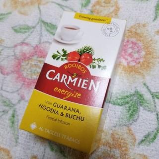 コストコ(コストコ)のCARMIEN ルイボスベリーブレンドハーブティー(茶)