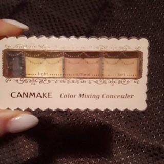 キャンメイク カラーミキシングコンシーラー C12