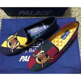ポロラルフローレン(POLO RALPH LAUREN)のpalace ralph lauren slipper(スリッポン/モカシン)