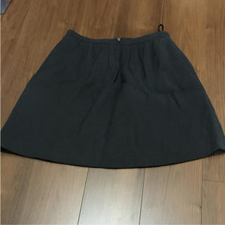 オフオン(OFUON)のスカート(ひざ丈スカート)
