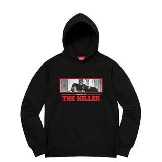 Supreme - SUPREME The Killer Hooded Sweatshirt