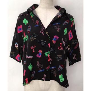 リルリリー(lilLilly)のcoco様専用 lillilly アロハシャツ リルリリー(シャツ/ブラウス(半袖/袖なし))