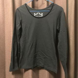 コレクトポイント(collect point)の☆collect point☆コレクトポイント 長袖Tシャツ 黒 ブラック S(Tシャツ(長袖/七分))