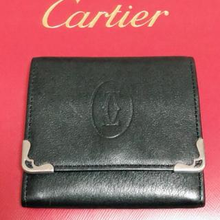 カルティエ(Cartier)の【超美品】Cartier コインケース カルティエ(コインケース/小銭入れ)
